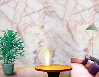 Best marble wallpaper pink and gold Reviews