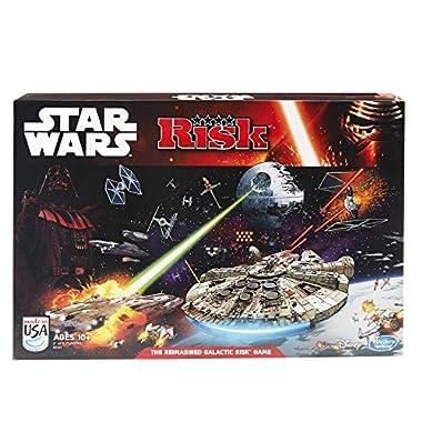 Hasbro Risk: Star Wars Edition Game