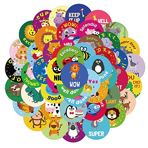 MBGM 50 unids dibujos animados niños recompensa graffiti pegatinas pared escuela bolsa carro decoración pegatinas pvc impermeable