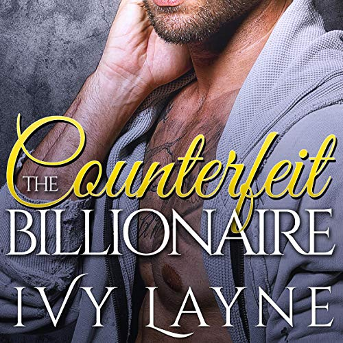 The Counterfeit Billionaire audiobook cover art