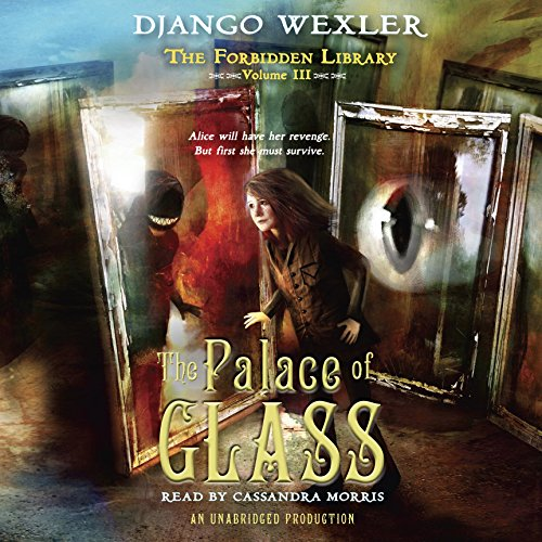 The Palace of Glass audiobook cover art