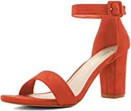 Tesoro Oncia Hollywood  Amazon.com: Burnt Orange Heels