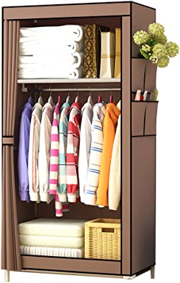Amazon.com: Armario portátil TMY armario de almacenamiento ...