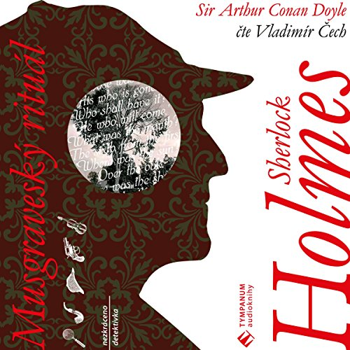 Musgraveský rituál (Sherlock Holmes 1) audiobook cover art