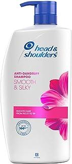Head & Shoulders , Anti Dandruff Shampoo, Smooth & Silky, 1 L