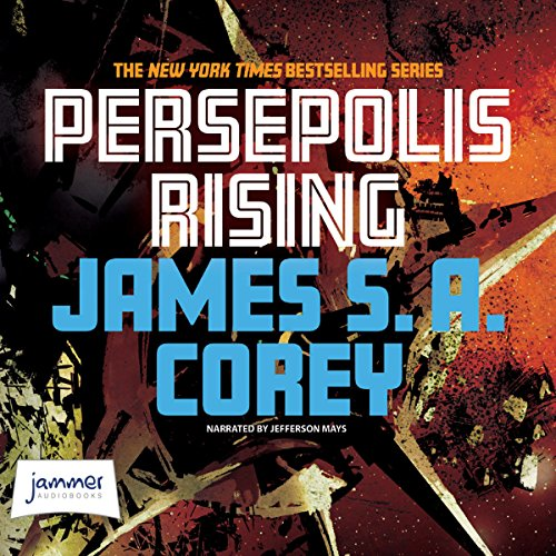 Persepolis Rising cover art