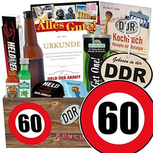 MännerGeschenke / Männer Geschenkbox / Geburtstag 60 / Geschenk Ideen Freund