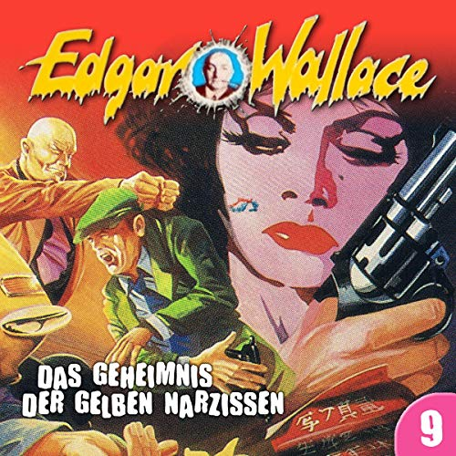 Das Geheimnis der gelben Narzissen audiobook cover art