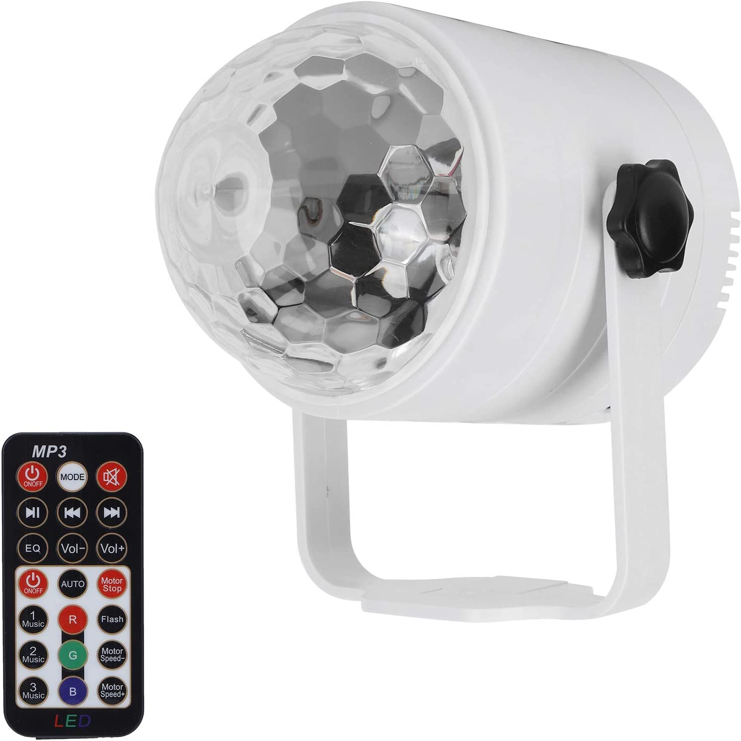 Alvinlite Party Lights with Remote Dj Control Disco Animer and ...