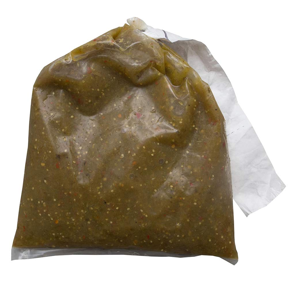 Naughty Chile Large special price Taqueria Green Max 52% OFF Salsa Medium from Tomatil Heat with