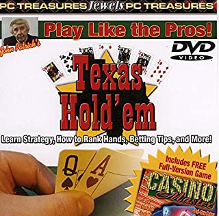 John Patrick's Play Like the Pros Texas Holdem DVD