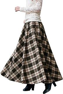 42040888b Amazon.es: lana - Beige / Faldas / Mujer: Ropa