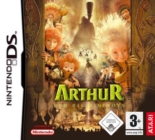 Atari Arthur und the Minimoys
