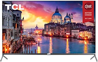 TCL 65S513 65 inch 5-Series 4K UHD Dolby Vision HDR ROKU Smart TV