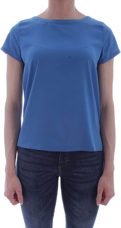 Emme Marella Women's 51110395blueETTE bluee Polyester TShirt