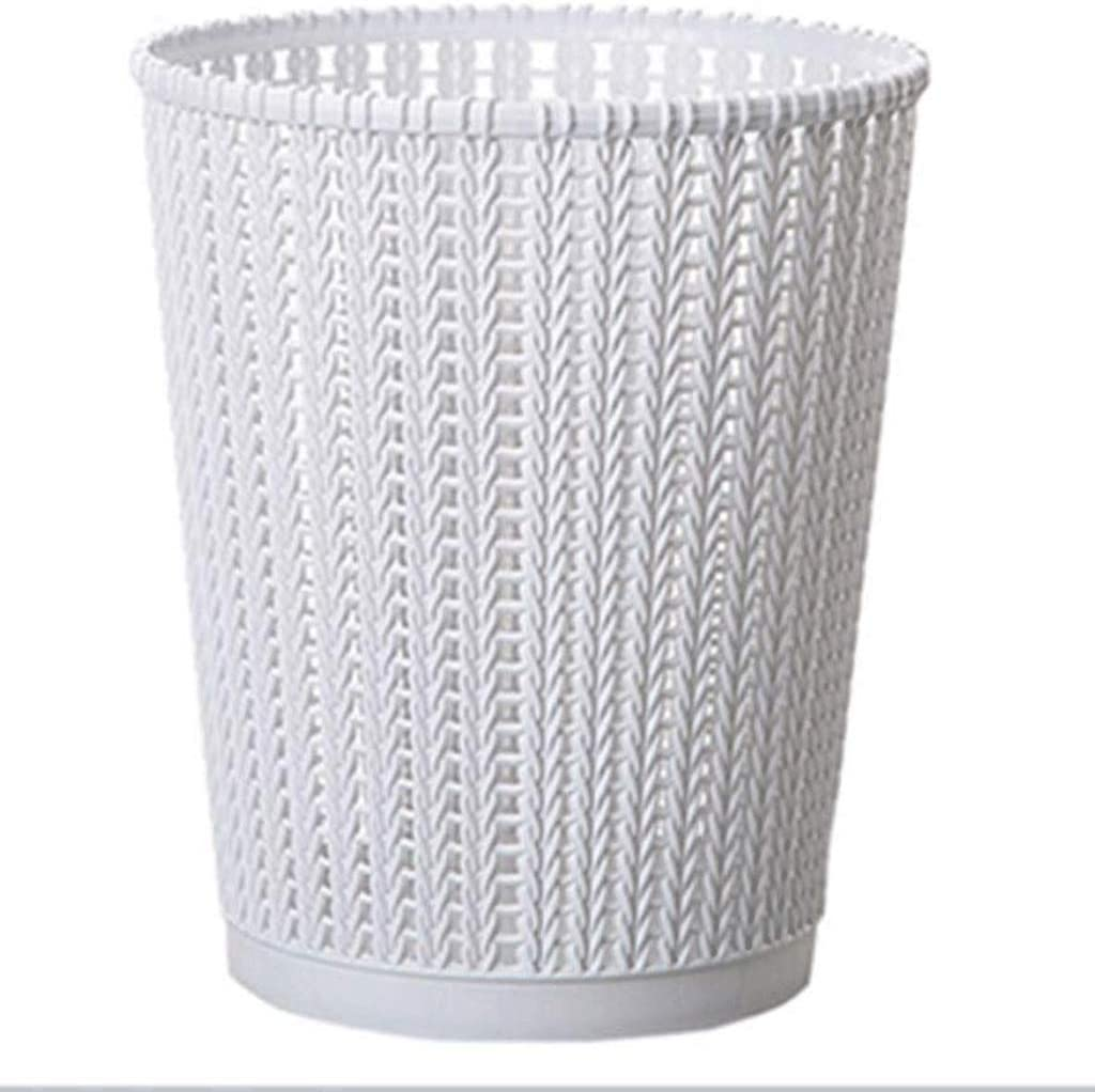 Wholesale XJJZS Decorative Oval Trash Can Garbage B Popular overseas Container Wastebasket
