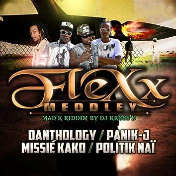 Flexx Meddley (Mad'K Riddim By DJ Kross D)