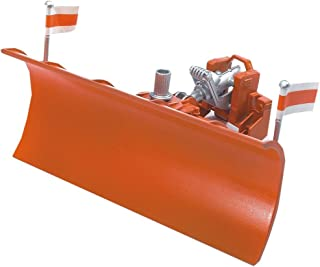 Bruder Plow Blade For MACK, MB Actros , and MAN Trucks