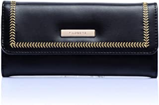 Caprese Spring/Summer 20 Women's Wallet (Black)
