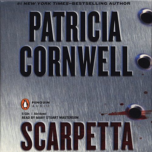 Scarpetta  cover art
