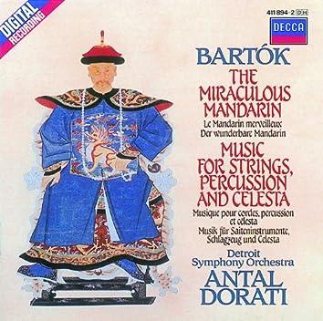 Bartók: The Miraculous Mandarin; Music for Strings, Percussion & Celesta