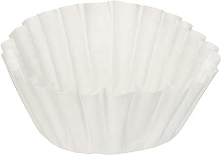 Melitta Super Premium Coffee Filters, Basket, 8-12 Cups, White, Pack of 600