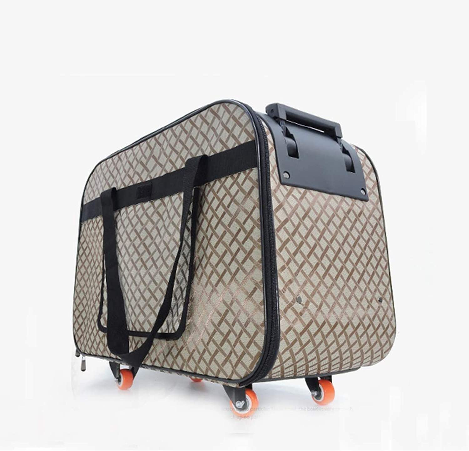 AIXIAO Legs Out Front Dog Carrier, HandsFree Adjustable Pet Backpack Carrier, Wide Straps Shoulder Pads (color   Brown)
