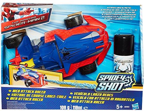 Spider-Man - A8483E270 - Figurine - Véhicule Lance Fluide