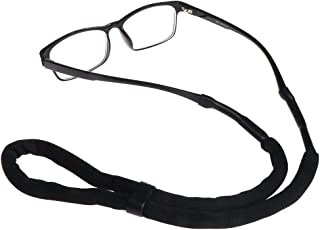 Fmingdou Floating Chain Sport Glasses Cord Eyewear Cord Holder Neck Strap Reading Glasses