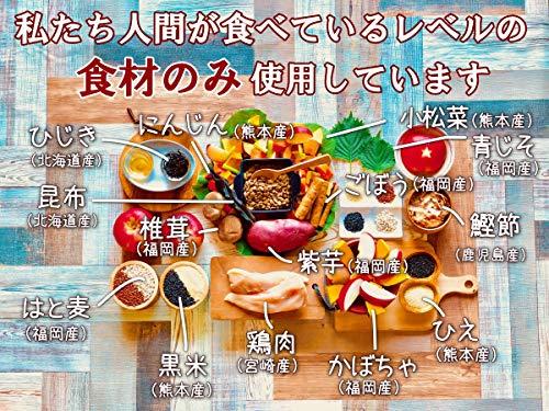 【国産・無添加】七つ星ドッグフード(カリカリタイプ)1kg【ドッグフード・ドライ】