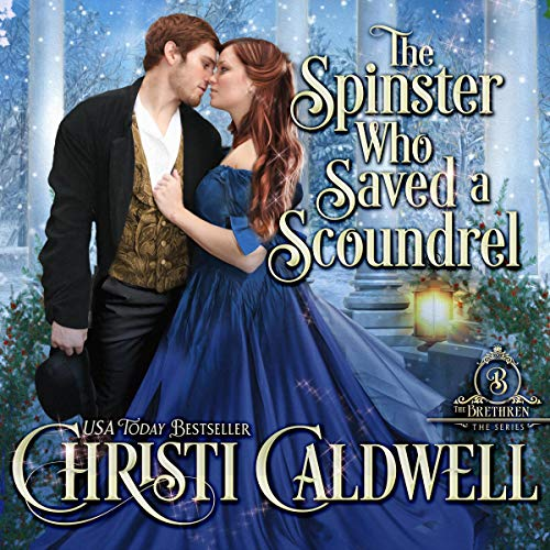 The Spinster Who Saved a Scoundrel cover art