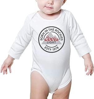 coors light baby onesie