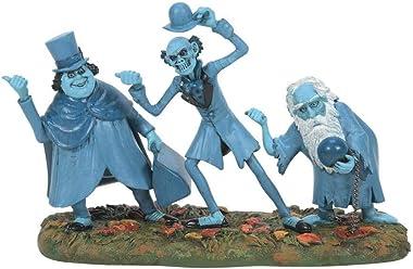 Department 56 Snow Village Halloween Beware of Hitchhikers Figurine
