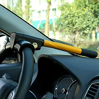 $35 » Universal Anti-Theft Device Type T for Car Car Steering Wheel Lock Theft Lock