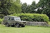 Luc De Jaeger/Stocktrek Images – The VW Iltis Jeep Used