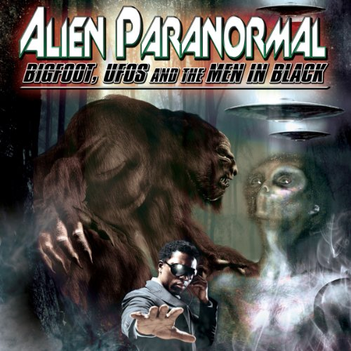 Alien Paranormal audiobook cover art