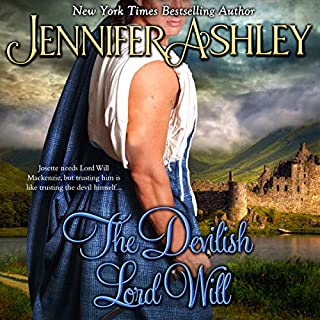 The Devilish Lord Will: Mackenzies     Mackenzies Series, Book 10              Written by:                                                                                                                                 Jennifer Ashley                               Narrated by:                                                                                                                                 Angela Dawe                      Length: 9 hrs and 22 mins     Not rated yet     Overall 0.0