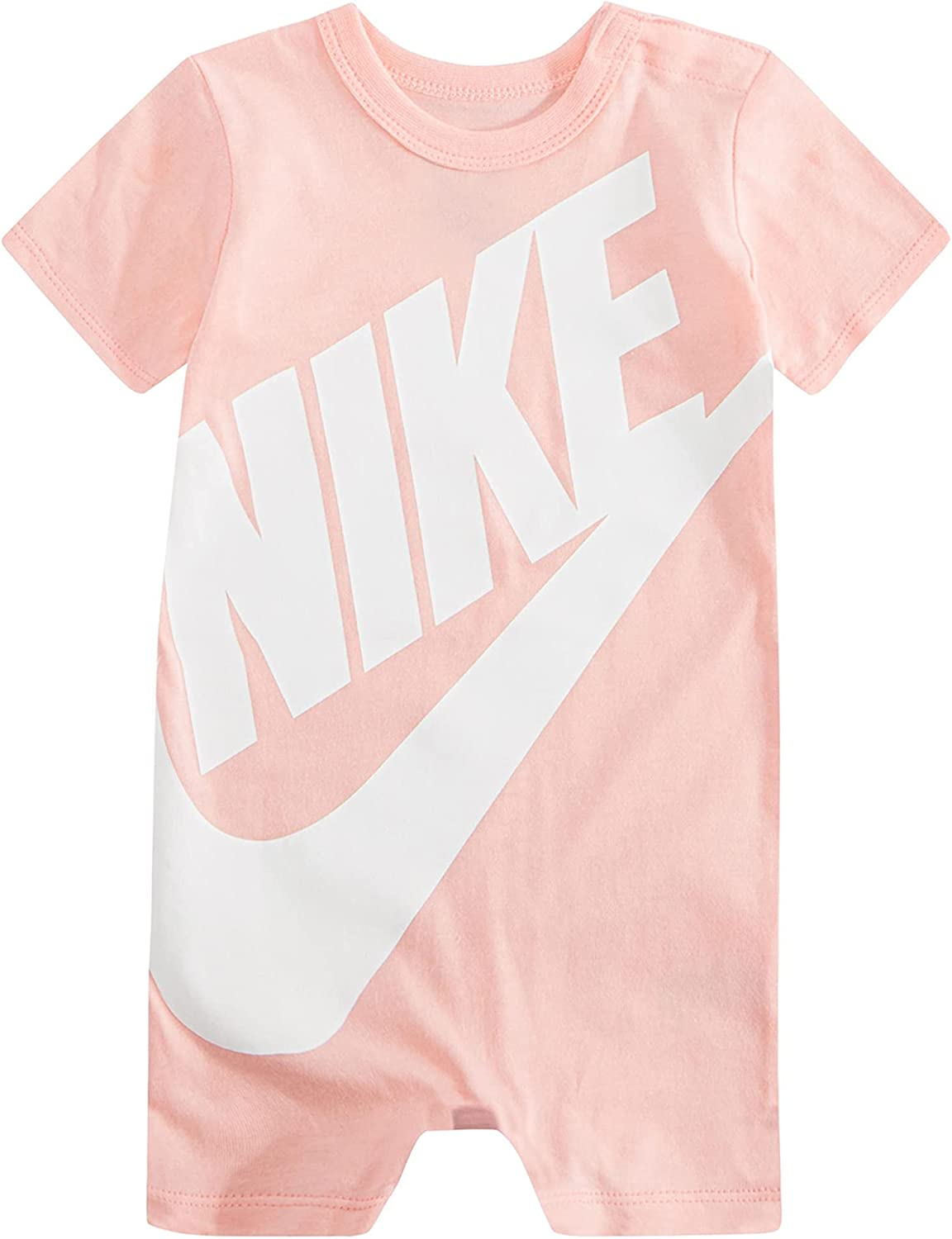 Nike Baby Boys Memphis Large-scale sale Mall Romper