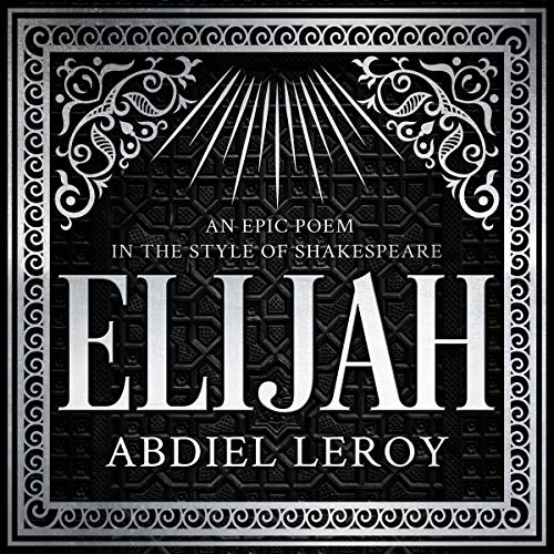 Elijah* audiobook cover art