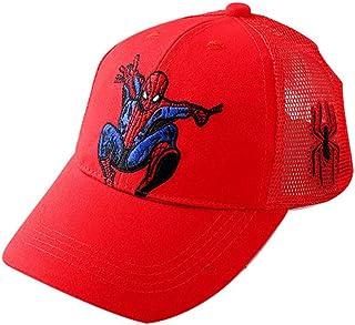Spiderman Ragazzi Berretto da baseball rosso