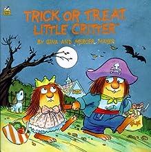 Trick or Treat, Little Critter (A Golden Look-Look Book)