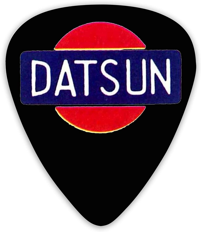 Price reduction Dudkc Datsun Guitar Pick Graphic Max 84% OFF Personalized Picks