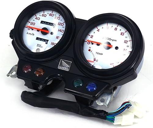 Tachymètre de moto AnXin - Compteur kilométrique - Instrument de mesure de la vitesse - pour Honda CB250 Hornet 250 1...