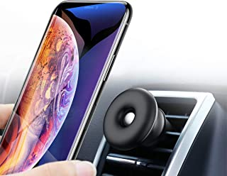 Magnetic Phone Car Mount, Universal 360°Cell Phone Holder for Car Air Vent Cell Phone Cradle Mount,Compatible with All i-P...