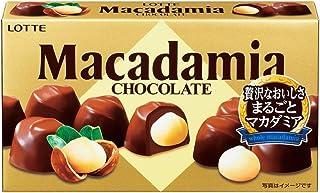 ロッテ マカダミアチョコレート 9粒×10個