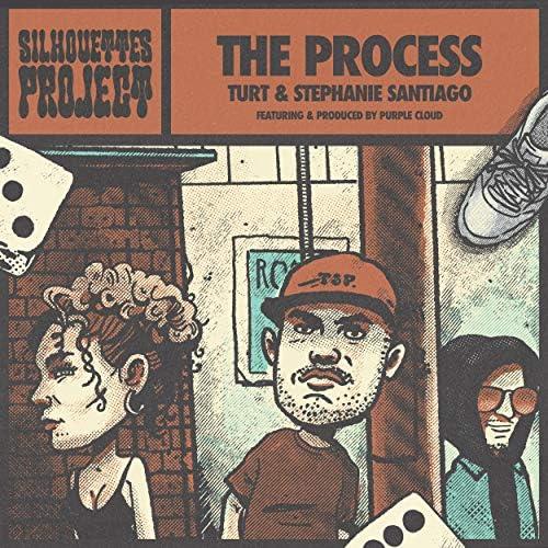 The Silhouettes Project, Turt & Stephanie Santiago feat. Purple Cloud