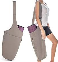 Cocoarm Yogatasche Multifunktionale Yogamattentasche aus Oxford mit Abnehmbarer Schultergurt Tasche f/ür Yogamatten und Yoga-Zubeh/ör 52 x 35 x 17cm