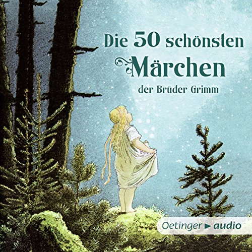 Die 50 schönsten Märchen der Brüder Grimm                   By:                                                                                                                                 Gebrüder Grimm                               Narrated by:                                                                                                                                 Marie Bierstedt,                                                                                        Gabriele Blum,                                                                                        Wolf Frass,                   and others                 Length: 9 hrs     1 rating     Overall 5.0