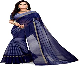 5bacd6f682 Blues Women's Sarees: Buy Blues Women's Sarees online at best prices ...