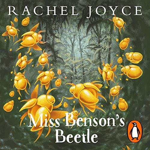 Miss Benson's Beetle  By  cover art